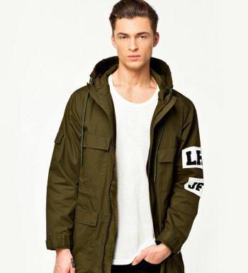 Olive Green Jacket